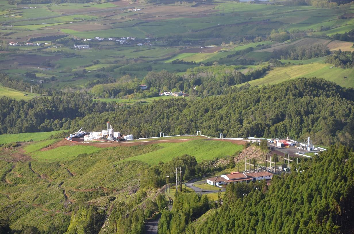 Iceland Drilling Company has secured a drilling contract to drill 9 wells for expansion of geothermal capacity on the Azores, Portugal.